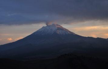 Mexico Volcano