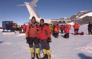 Mt Vinson