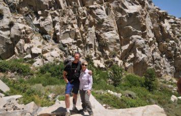 Beginning Rock Climbing