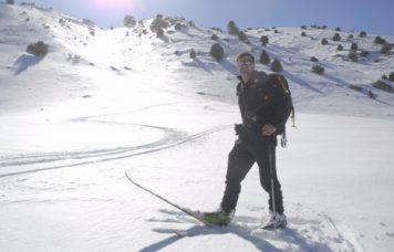 Intermediate Backcountry Skiing