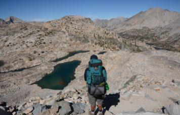 Backpacking Advanced Trip